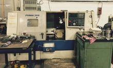 1998 Daewoo Puma 200LC Fanuc 18