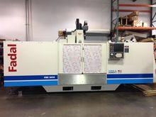 2015 Fadal Rebuilt  VMC8030HT