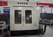 Used 2005 Hurco VMX4