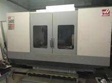 2007 Haas EC-1600 w/Built in 4t