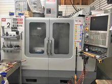 2007 Haas VF2D  32 CNC Control