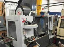 2013 Haas VF2D  32 CNC Control