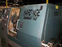 1995 Hardinge Conquest T42 Live