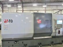 2013 Haas ST-40 Chucker  32 Bit