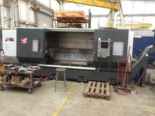 2013 Haas ST-40LB  32 Bit CNC C