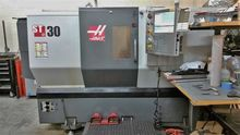 2013 Haas ST-30 Live Tooling  C
