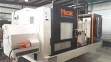 2012 Mazak Nexus QTN 450-II Maz