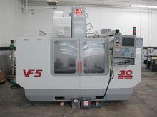2001 Haas VF5/50  32 BIT