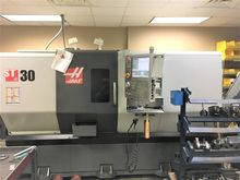2012 Haas ST-30 Live Tooling  C