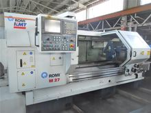 2004 Romi M-27 Fanuc 21iT