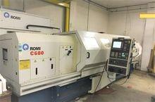 2012 Romi C-680/3000 Siemens 80