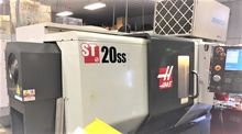 2011 Haas ST-20SS  32 BIT