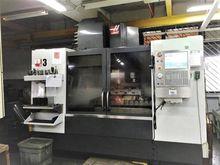 2012 Haas VM-3 Mold Maker  32 B