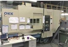 2002 OKK HM-4 Fanuc 21i-M