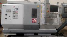 2007 Haas SL-20T w/ Live Toolin