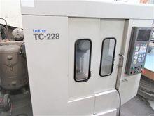 1999 Brother TC-228  CNC Contro