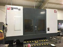 2014 Haas EC-1600YZT  CNC Contr