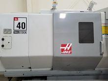 2004 Haas SL-40T  CNC Control