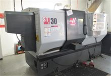 2012 Haas ST-30  32 CNC Control