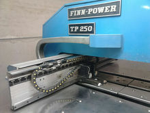 1989 FINN POWER TP 250 TF