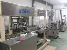 AUSERE Oil bottling line