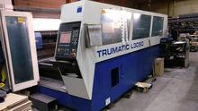 2002 TRUMPF TRUMATIC L 3050 (5k