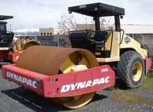 2007 Dynapac CA362D
