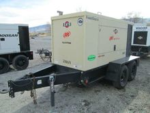 2008 Doosan Portable Power G125