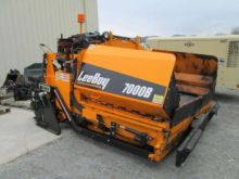 7 YEAR VINYL LeeBoy 7000B Decal Kit Asphalt Paver Equipment Decals 7000