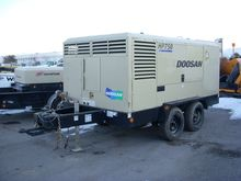 2013 Doosan Portable Power HP75