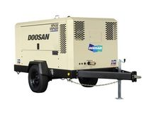 2014 Doosan Portable Power HP45