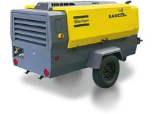 2014 Atlas Copco XAVS 400 JD6