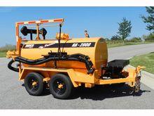 2016 Rosco RA-2000 Pothole Patc