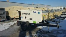 2016 Doosan Portable Power G25W