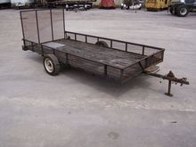 Shop Built Trailer