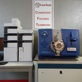 AB Sciex 4500 LC/MS/MS & Shimad