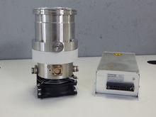 Pfeiffer TMH 260 Turbo Pump & T