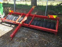 2010 Taupo 3m Tyre Roller