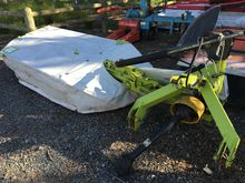 Used 2012 Claas 250
