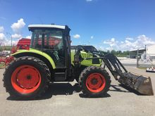 2007 Claas Ares 557