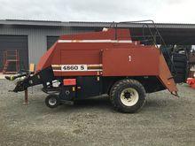 Hesston(Agco) 4860