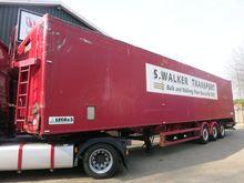 2003 Legras 90M3 Cargo Floor