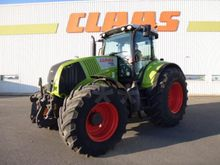 Used 2009 Claas AXIO