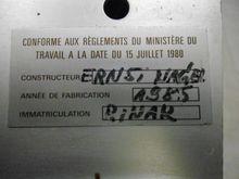 1985 STAPLING MACHINENAGEL