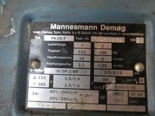 Used 1984 HOIST DEMA
