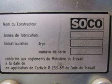 1990 CASE SEALINGSOCO SYSTEM