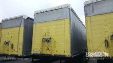 2008 Schmitz Cargobull - Curtai