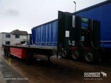 2010 Schmitz Cargobull - Platfo