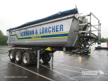 2015 Schmitz Cargobull - steel