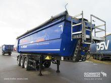 2014 Schmitz Cargobull - steel